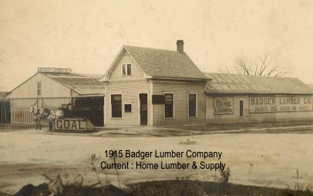 1915 Badger Lumber Company 4