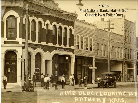 1920's First National Bank Block 2