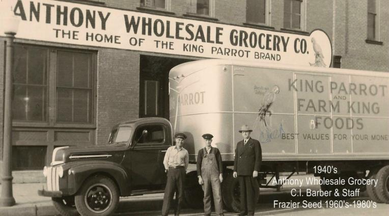 1940's Anthony Wholesale Grocery 3